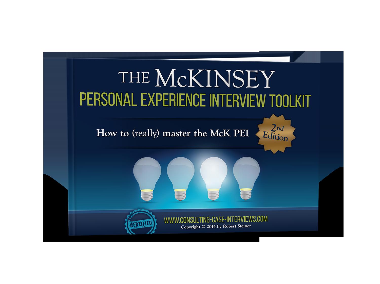 Case interview resume toolkit
