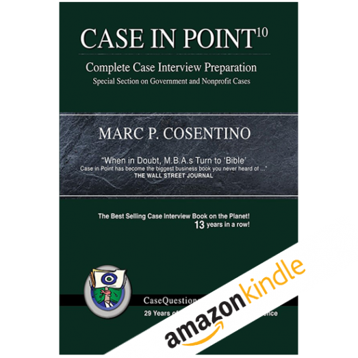 Case-Questions-Case-in-Point-Book10-eBook-Kindle