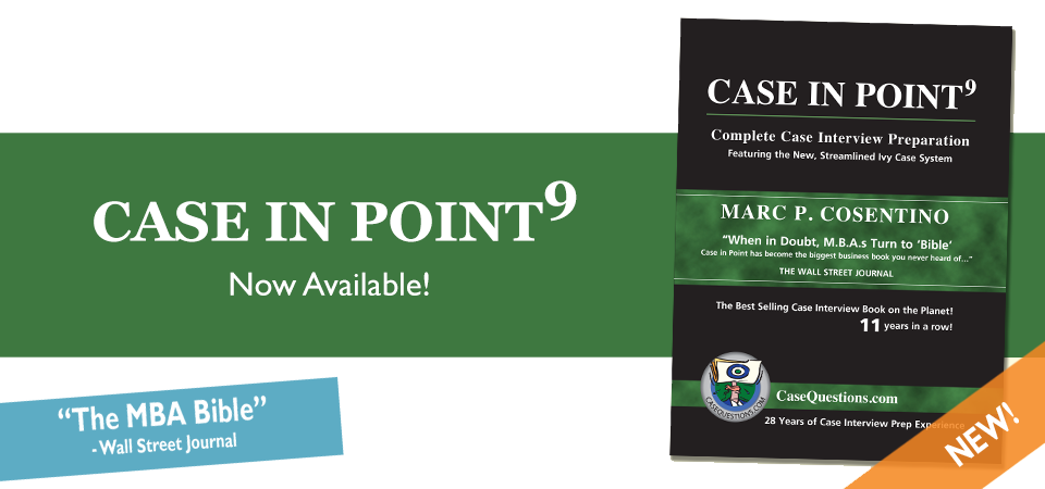 Case in Point9 Now Available