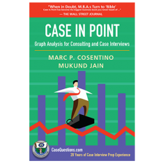 Case in Point Graph Analysis book cover
