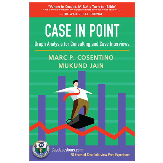 best books for consulting case studies