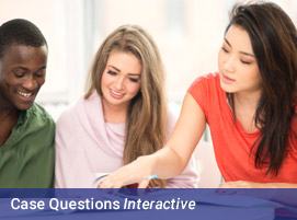 Case Questions Interactive image link to Shop page