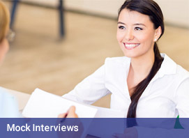 Mock Interviews image link to About page