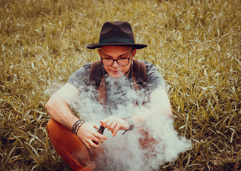 A Real-Time Case Study: The E-Cigarette (Vaping) Market