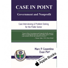 Case In Point | Government and Nonprofit - Apple Books