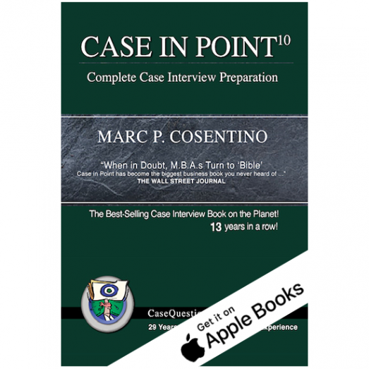 Case In Point | Complete Case Interview Preparation - Apple Books