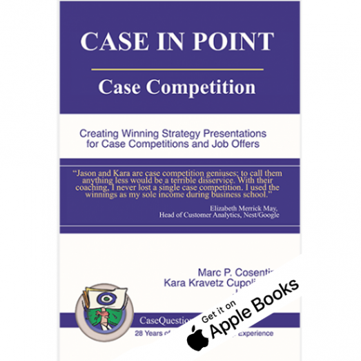 Case In Point | Case Competition - Apple Books